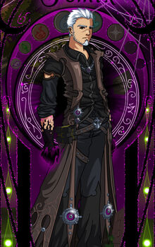 Tomix as he appears in DragonFable Book 3
