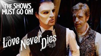 'Devil Take The Hindmost' Ben Lewis & Simon Gleeson Love Never Dies