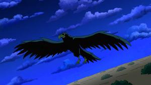 Beast Boy as Falcon