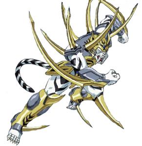 Blade Tigrerra Stand