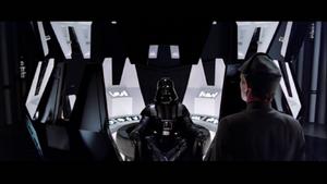 Darth Vader chambers