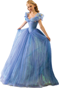 Lily james as cinderella full body 2 png by nickelbackloverxoxox-d8mgv6l