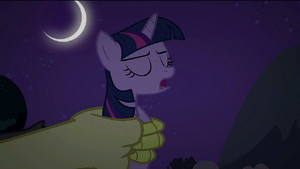 Twilight 'It's too dark' S2E02