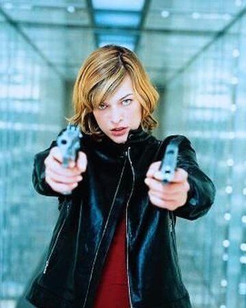 Alice Resident Evil Heroes Wiki Fandom