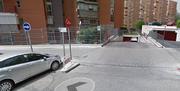 Calle Antonio Cumella, sede de la Tracor Premier Intercity Series