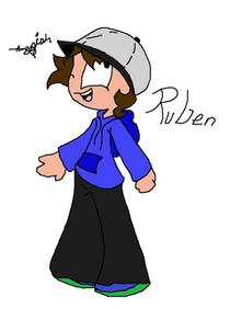 Ruben from Sarah
