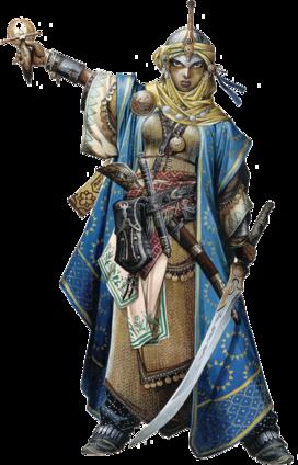 Cleric - Kyra