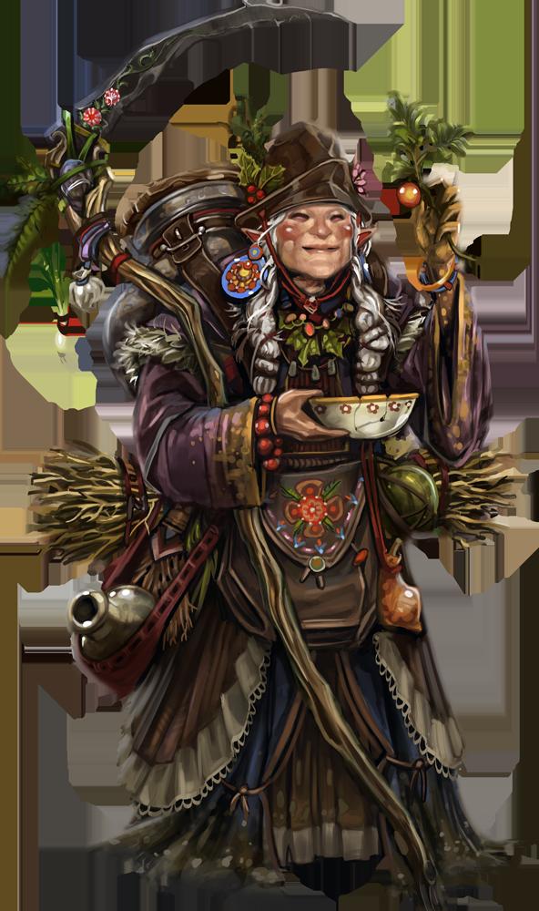 Mother Myrtle | Pathfinder Adventure Card Game Wiki | FANDOM powered