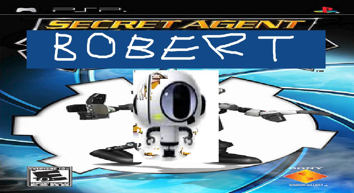 Secret Agent Bobert (PlayStation Portable) (Julian