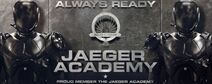 Pan Pacific Defense Corps Werbung Jaeger