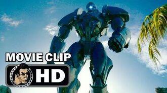 PACIFIC RIM UPRISING Movie Clip - November Ajax vs Scrapper (2018) John Boyega Sci-Fi Movie HD