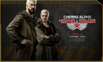Cherno Alpha Ehepaar Kaidonovsly