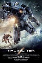 Pacific Rim Poster 2013 Film