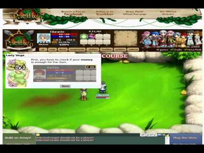 Pacifica Online-Old Interface