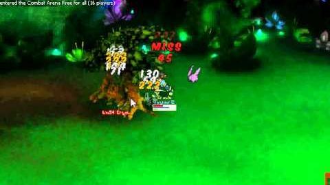 Pacifica Online MMORPG Dryad Hunt