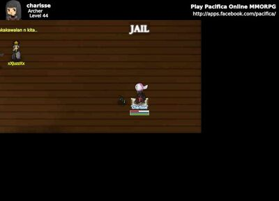 Pacifica Online-Jail