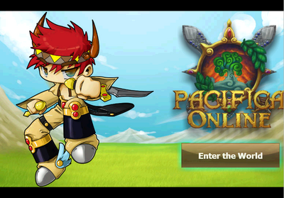 Pacifica Online-Login screen-Bandit