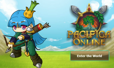 Pacifica Online - Login Screen - Archer