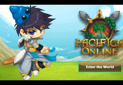 Pacifica Online-Login screen-Knight
