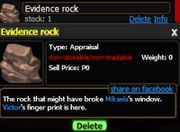 EvidenceRock