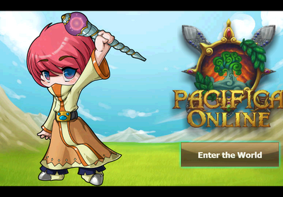 Pacifica Online-Login screen-Deacon