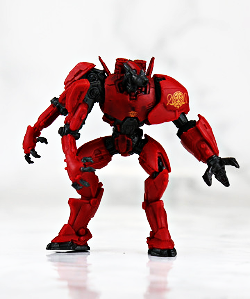 Crimson Typhoon (Capsule Figures)