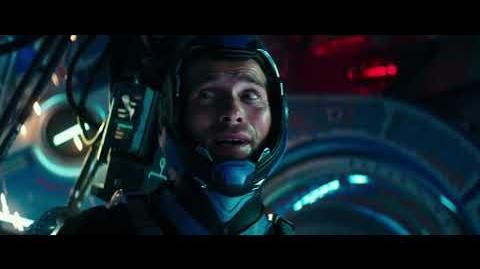PACIFIC RIM UPRISING - Gypsy Avenger And Obsidian Fury Battle In The Arctic Clip