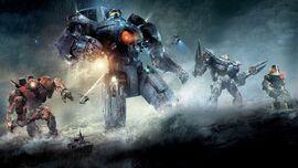 Final Four Jaegers