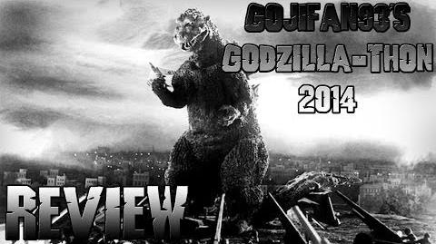 GojiFan93's Godzilla-thon 2014! 1 Gojira (1954)