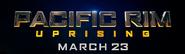 Pacific Rim Uprising (Website Logo)