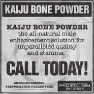 Kaiju Remedies Ad