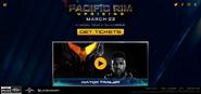 Pacific Rim Movie Front 2