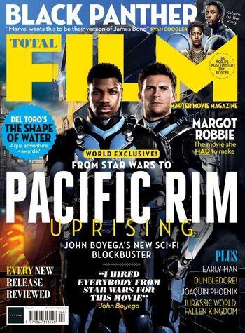 Pacific Rim Uprising (TOTAL Film)