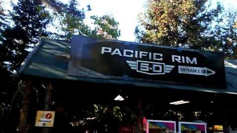 Pacific Rim 5D Queue Overview (SFDK Explorer's Guide)