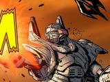 Vulcan Specter/Uprising