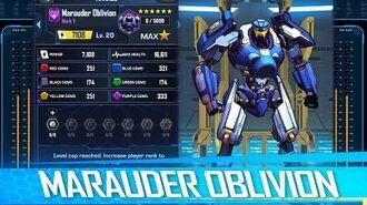 Pacific Rim Breach Wars - Marauder Oblivion Highlight