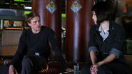Mako and Raleigh Deleted Scene