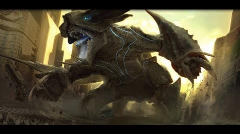 Pacific Rim Uprising Designing the Kaiju - Weta Workshop