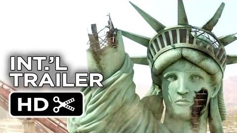 Godzilla Official UK Trailer (2014) - Bryan Cranston, Ken Watanabe Monster Movie HD