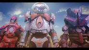 The Three Jaegers
