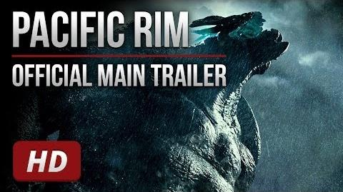 Pacific Rim - Official Main Trailer HD