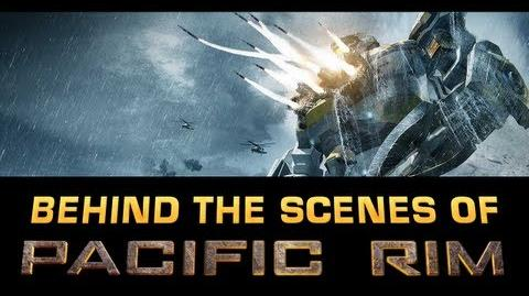 Pacific Rim - Behind the Scenes footage - Time to build a Giant Robot