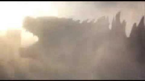 Godzilla 2014 Roar (Official)