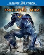 Pacific Rim Ultimate Edition BluRay 01