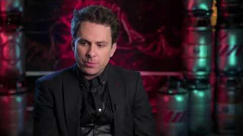 PACIFIC RIM UPRISING - Charlie Day Interview