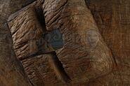 Stacker Pentecost's Wood Statue-02