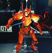 Robot Spirits Saber Athena (Comic-Con 2017)-01