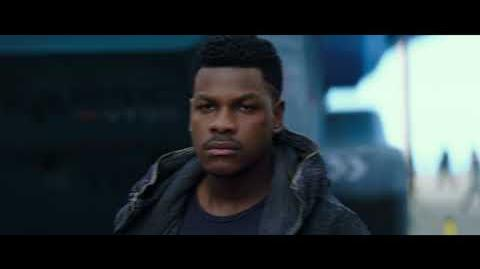 PACIFIC RIM UPRISING - Lambert Welcomes Jake And Amara To The Shatterdome Clip