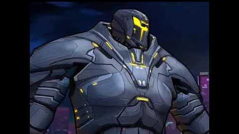 Pacific Rim Breach Wars - Obsidian Fury Highlight