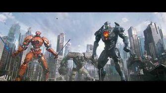 【環太平洋2 起義時刻】團隊篇 -3月21日IMAX同步震撼登場